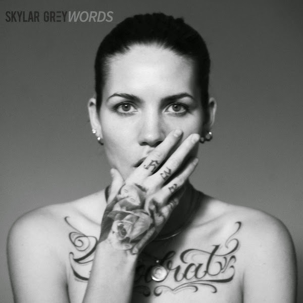 Skylar Grey - Words - Single Cover
