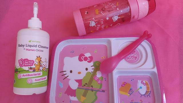 Mama's Choice Baby Liquid Cleanser