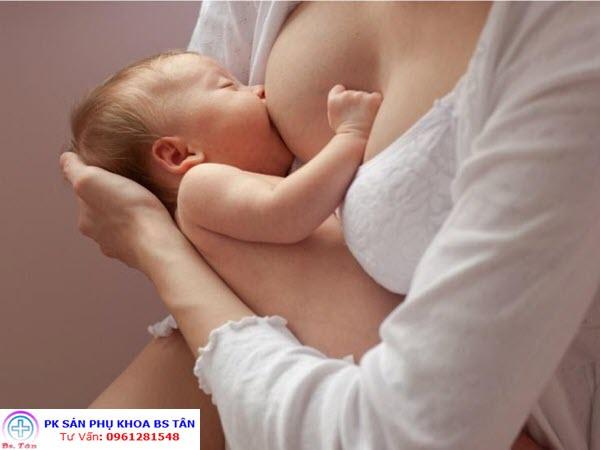 thay đổi sữa mẹ