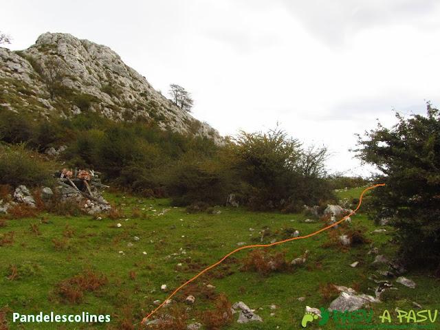 Cabaña en Padelescolines