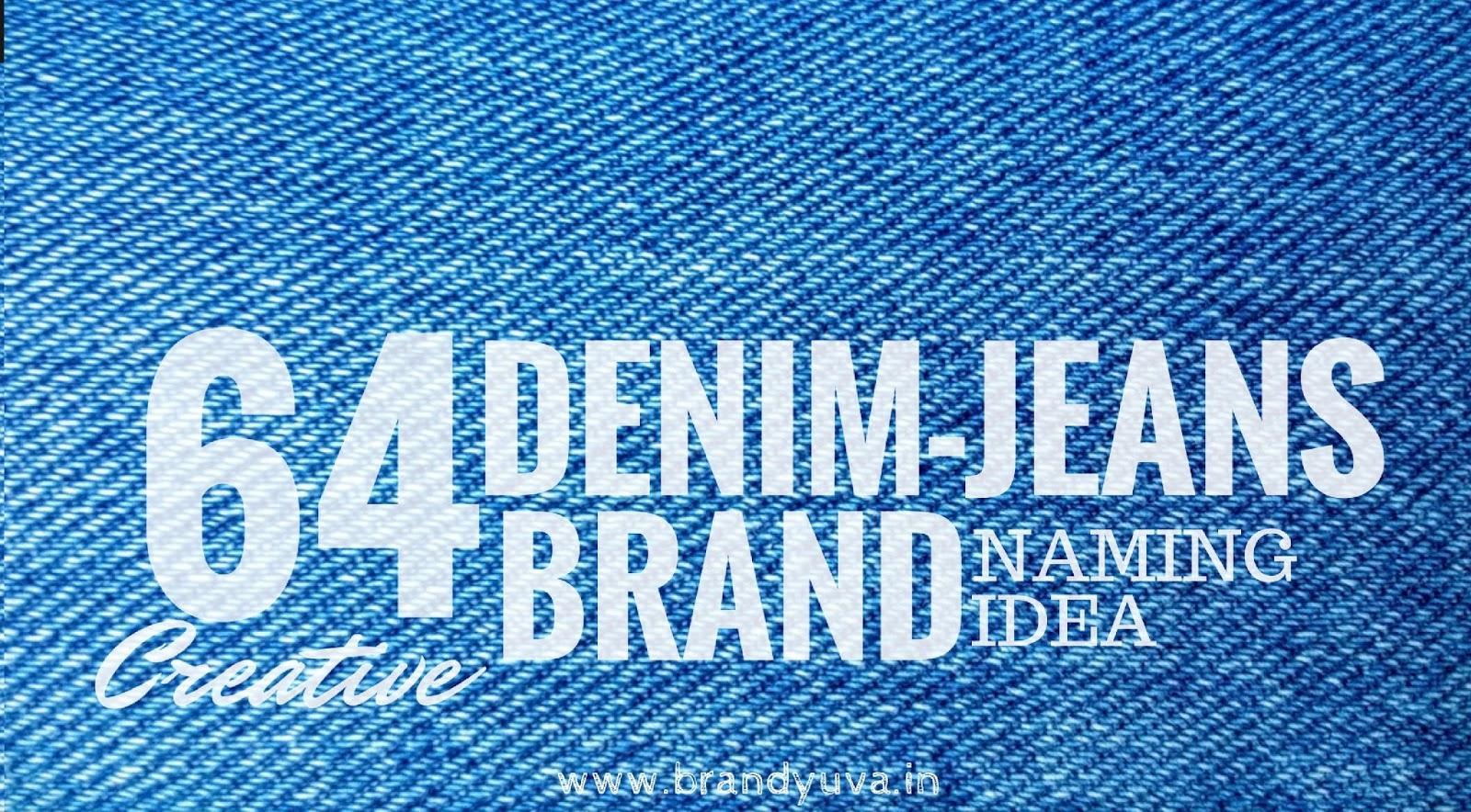 64 Best Denim Jeans Brand Names Idea [Updated]