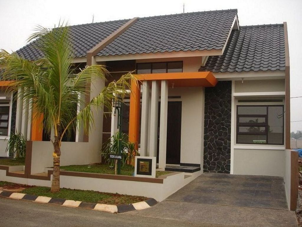 rancangan rumah sederhana sejuk minimalis