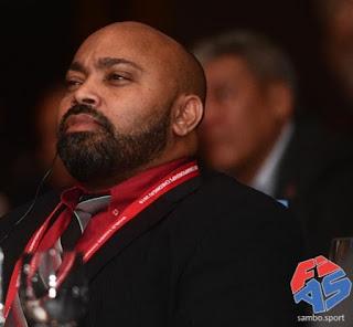 Gran trabajo Dominicano en el Mundial de Sambo 2019