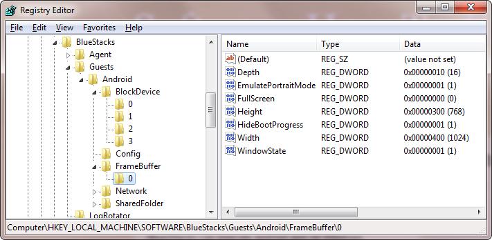 Software How To 軟體指引: Change BlueStacks1/BlueStacks2