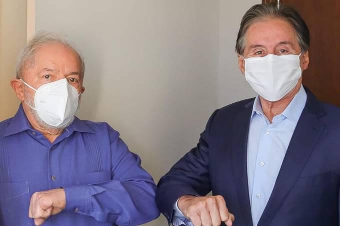 Ex-presidente Lula já articula candidatura de Eunício Oliveira no Ceará