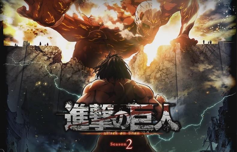 Attack on Titan Season 2 Episode 3 - $matXtreme - PC GAMES - Software's - DragonBallSuper - CS 1.6