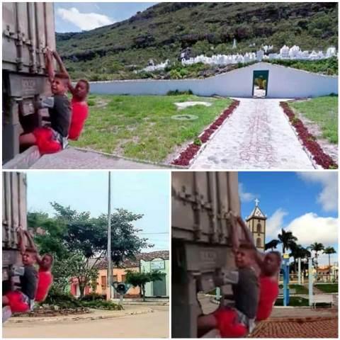 BR-116: Imagens de 'garotos pegando ponga' em caminhão viram meme e viralizam na internet