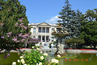 Dolmabahce Palace - Istambul