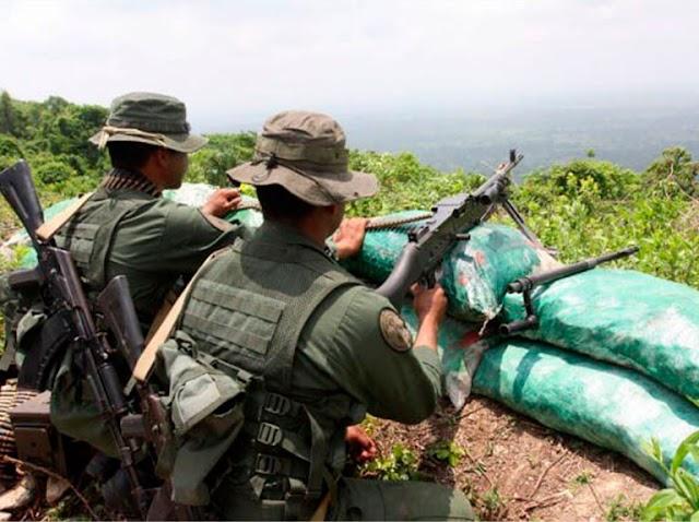 Grupo que intentaba perpetrar actos terroristas en frontera fue desmantelada por FANB