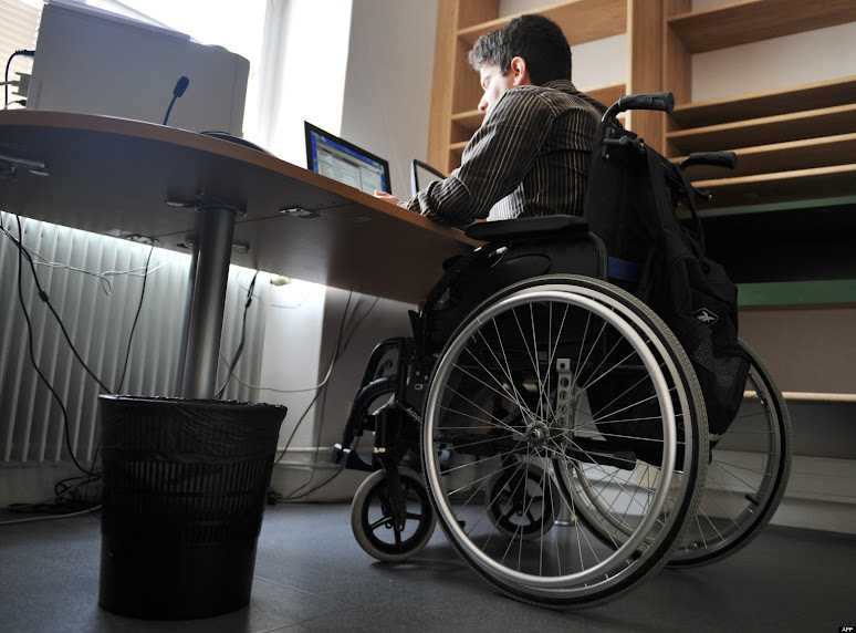 Dados do IBGE mostram que pelo menos 45 milhões de brasileiros têm algum tipo de deficiência