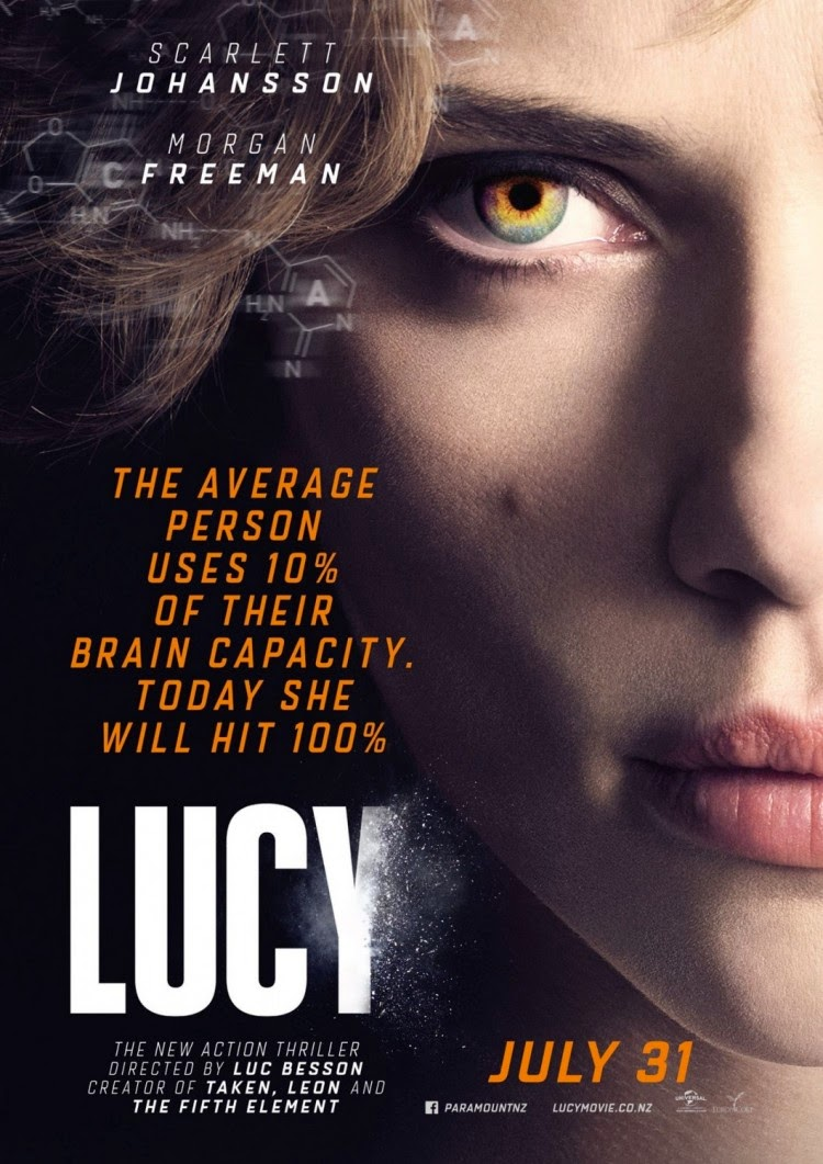 Lucy (2014) Full Version