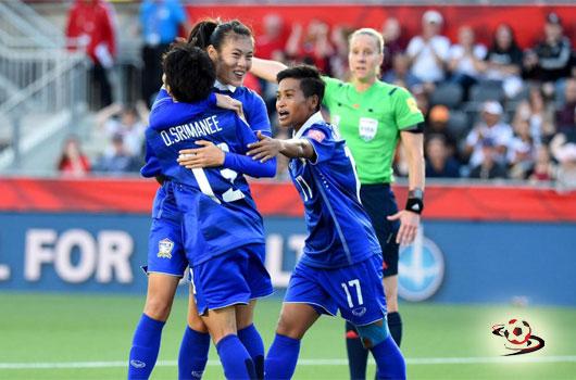 Nữ Mỹ vs Nữ Thái Lan 2h00 ngày 12/6 www.nhandinhbongdaso.net