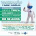 Cidade de Goiás amplia grupo de vacinação contra a COVID-19 e atinge adultos de 38 anos
