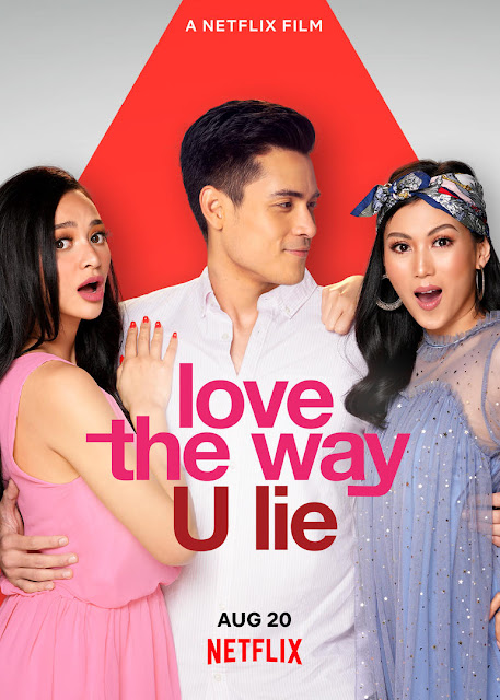 Film Geek Guy - Filipino Films Netflix - Love the Way U Lie RC Delos Reyes
