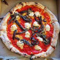 vegan pizza aubergines Pompeii Cork