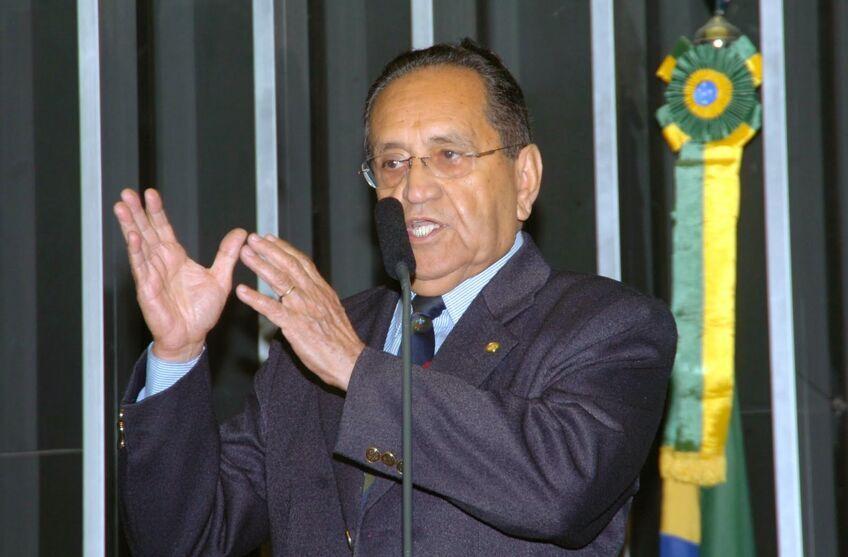 Ex-deputado Gerson Peres morre de Covid-19 aos 88 anos