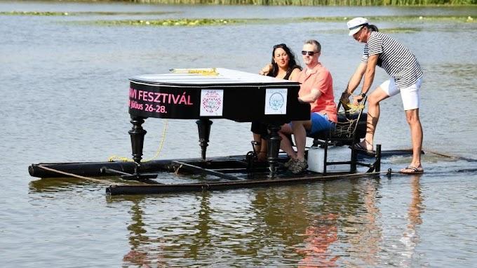 Idén nyáron is megrendezik a Tisza-tavi fesztivált