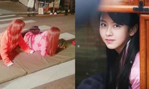 Sao Hàn 4/1: Kim So Hyun hóa mỹ nữ cổ trang, Hyo Min lăn ra đường đóng phim