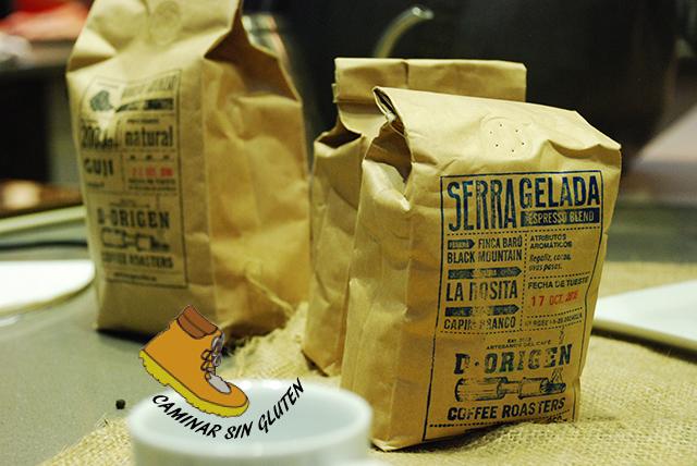 CAFE D-ORIGEN SERRA GELADA