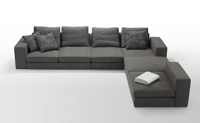 2017 Modern Living Room Furniture Fabric Sectional Sofa