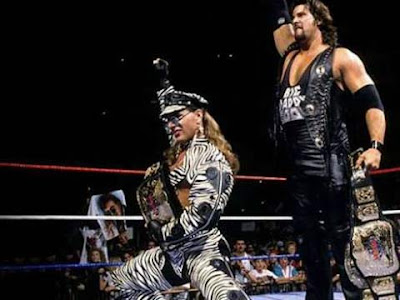 Shawn Michaels e Diesel nella WWF