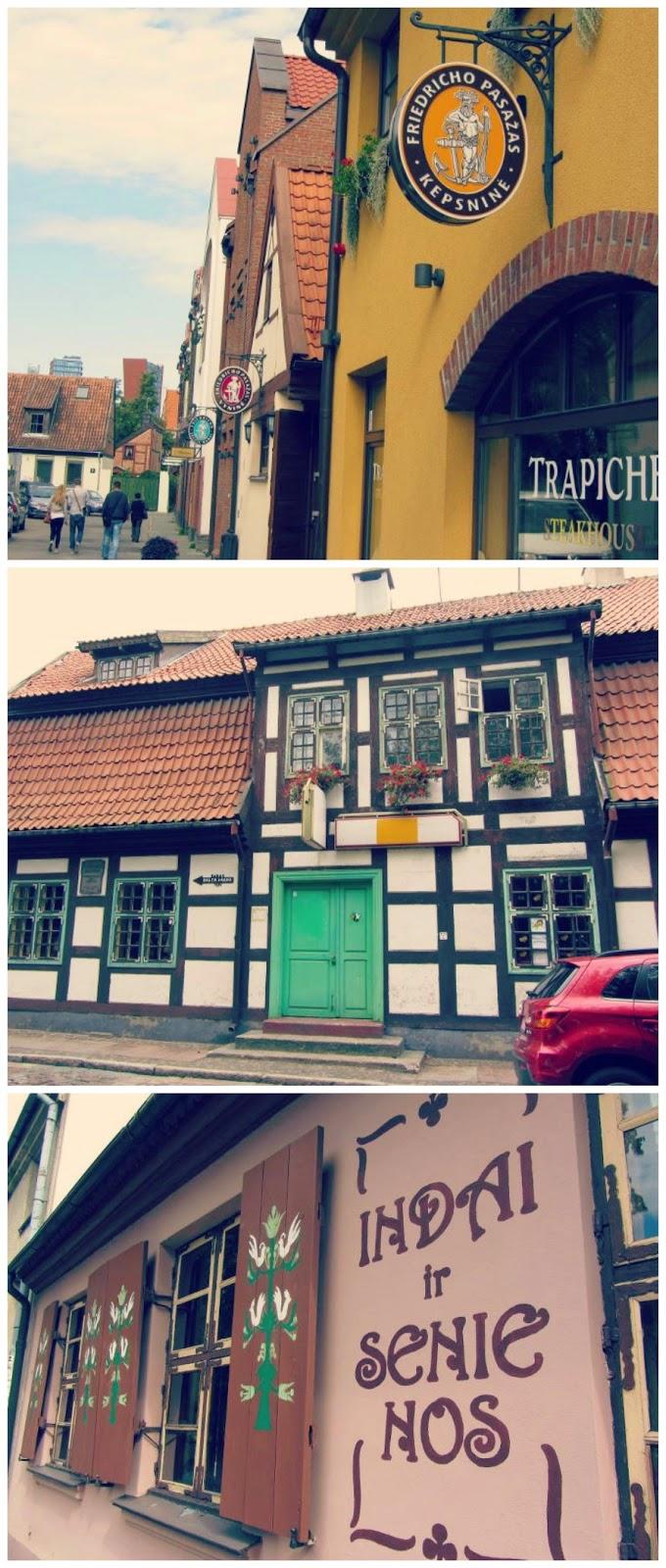 Paseando por Klaipeda