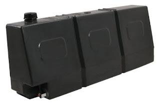 Watertank, slanted, frontrunner