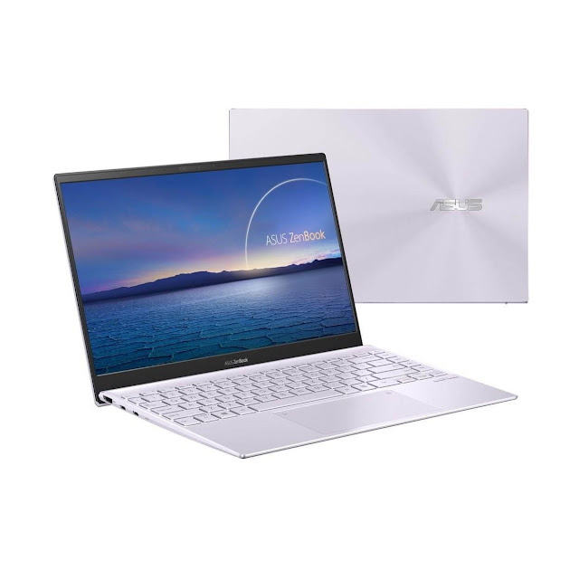 ASUS ZenBook 14 (UM425) Laptop Mewah Ditenagai Prosesor AMD Ryzen™ 4000 Series Mobile Processor