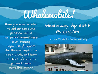 Franklin Public Library: Whalemobile