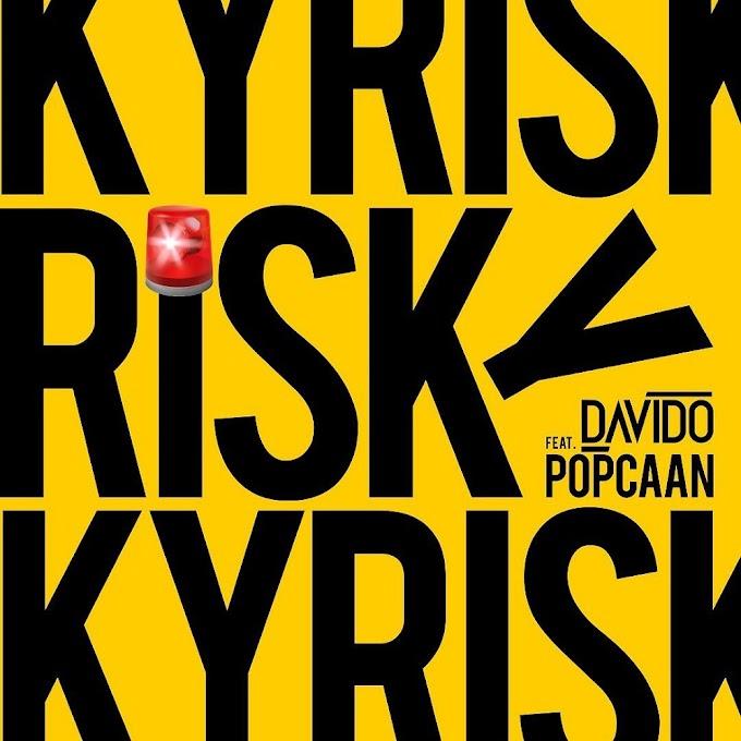 Audio +  video Davido – Risky ft. Popcaa