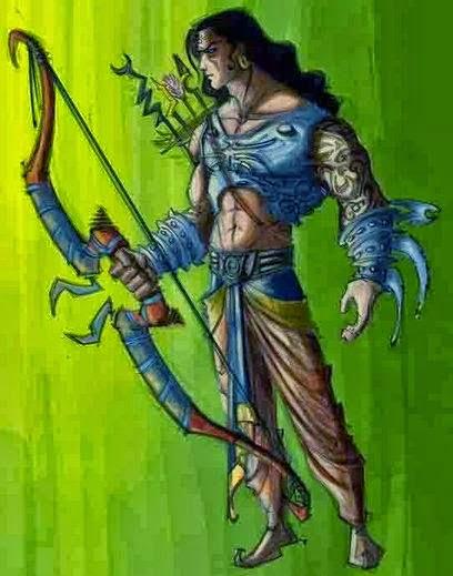 why babruvahana killed arjuna