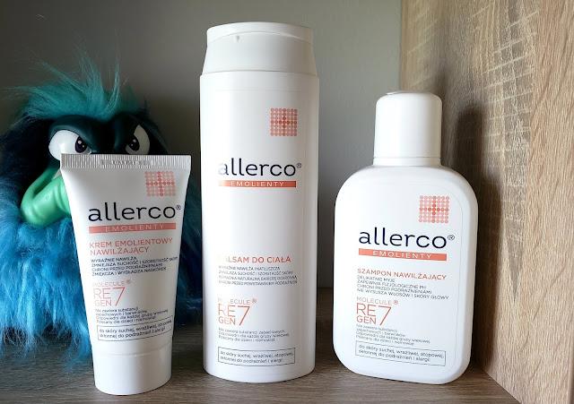 Allerco, bezpieczne kosmetyki dla całej rodziny