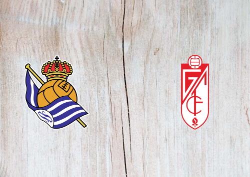 Real Sociedad vs Granada -Highlights 10 July 2020