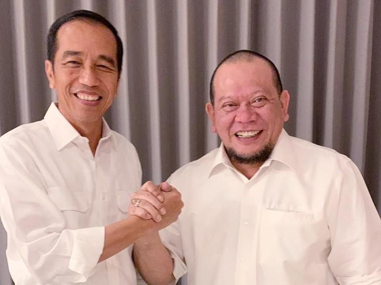 La Nyalla & Jokowi
