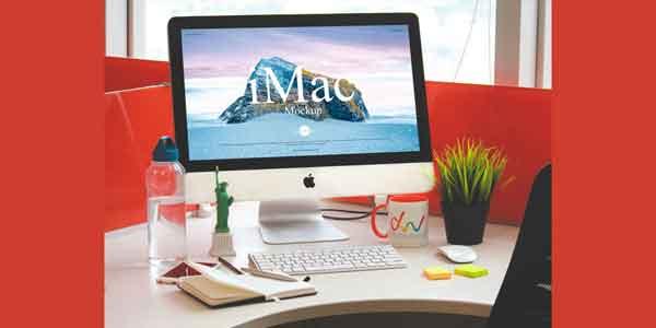 Free-Designer-Workstation-iMac-Mockup