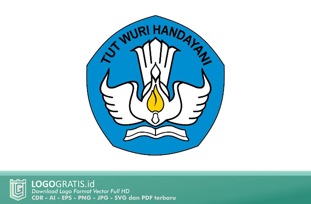 Download Logo Kemendikbud Vektor Transparent PNG CorelDraw Ilustrator