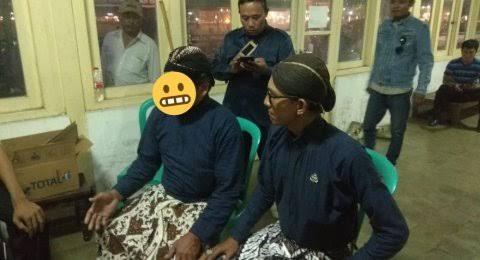 Abdi Dalem Keraton Yogyakarta Dipecat