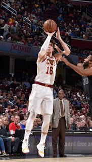 Cedi Osman - Cleveland Cavaliers - Detorit Pistons