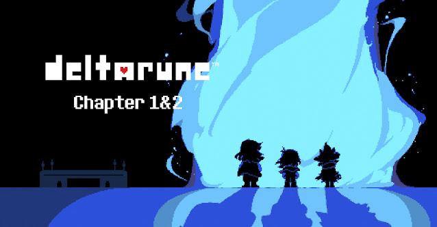 DELTARUNE Chapter 2 será lançado de graça no Nintendo Switch