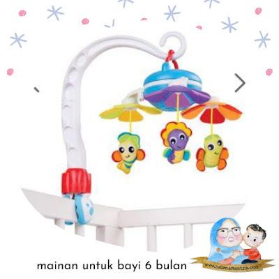 mainan gantung bayi