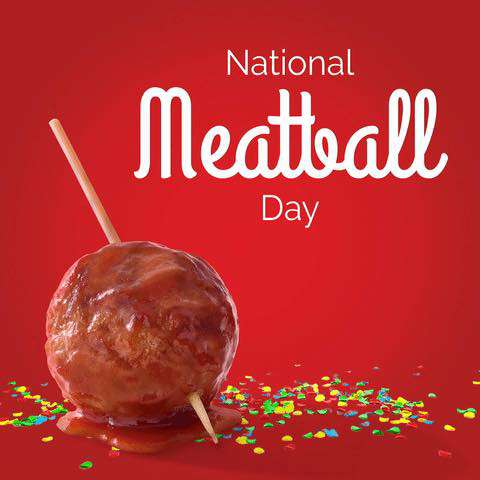 National Meatball Day Wishes For Facebook