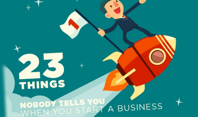 23 Things Nobody Tells You When You Start A Business