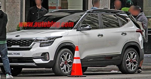 Burlappcar: 2020 Kia Seltos Vs- 2021 Chevrolet Trailblazer