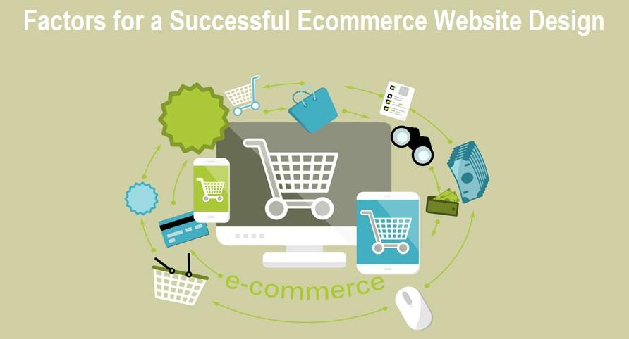 Successful Ecommerce Website Design