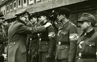 Ultimo acto de Hitler antes de suicidarse