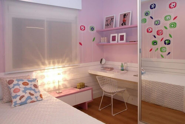 child to study when thinking about decorating a children's room