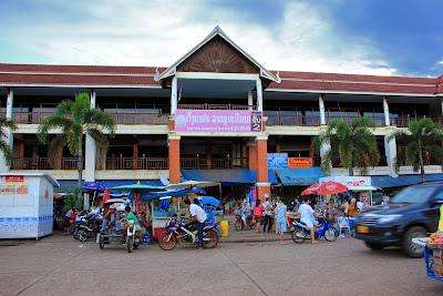 Tang Freres Pakse Market