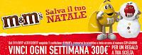 Logo Concorso ''Promo Christmas'': vinci ogni settimana 1 voucher Ticket Compliments da 300€