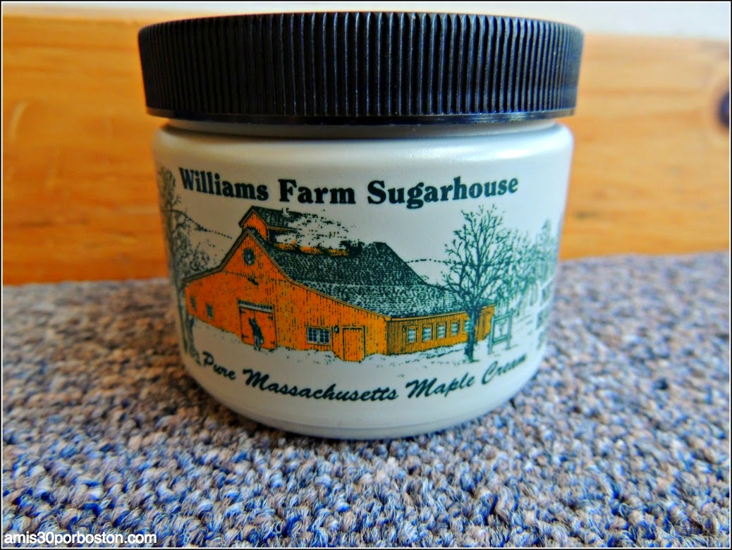 Maple Sugar Season en Massachusetts: Crema de Azúcar de Arce de Williams Farm Sugarhouse
