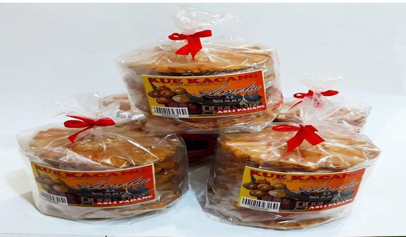 Kue Kacang Asli Padang